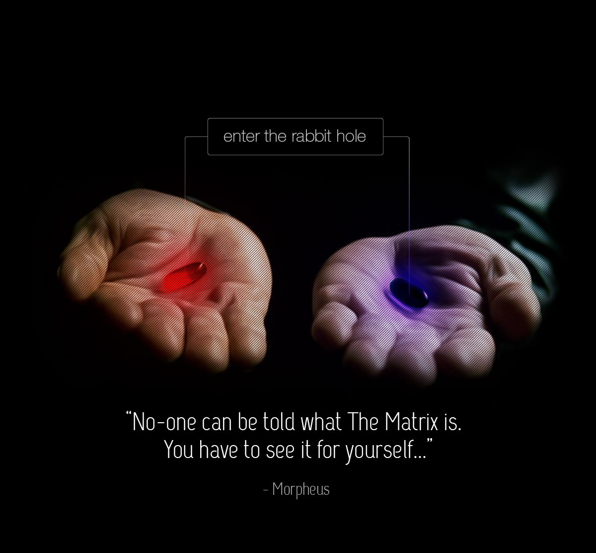 The Matrix Quote