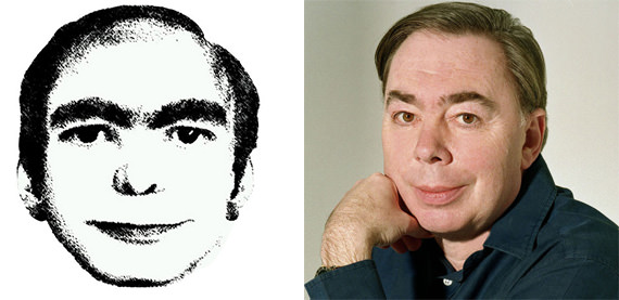 Is Andrew Lloyd Webber This Man?