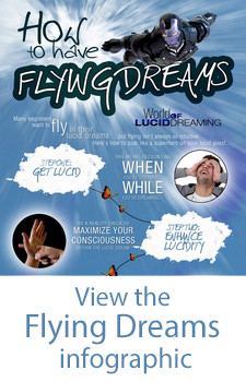 How to Have Flying Dreams Illustration
