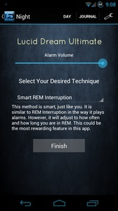 Lucid Dream Ultimate Dream Alarm Screenshot