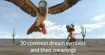30 common dream symbols