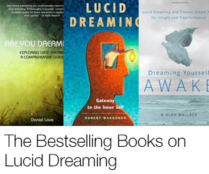 The Bestselling Books on Lucid Dreaming