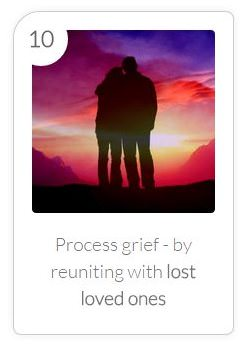 Benefit #10 - Reunite with Lost Loved Ones
