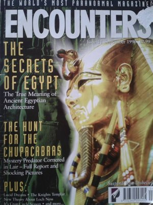 Encounters Magazine: Lucid Dreaming