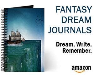 Fantasy Dream Journals
