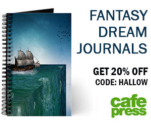 Fantasy Dream Journals