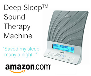 Homedics HDS 2000 Sleep Relaxation Machine