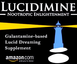Lucid Dreaming Nootropic Supplement