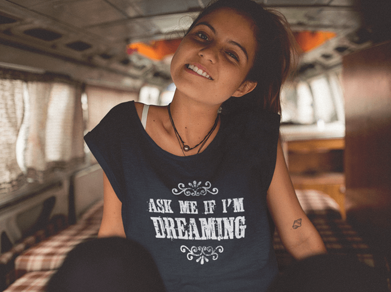 lucid dreaming t-shirts