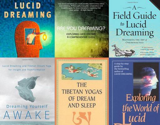 9 Bestselling Books on Lucid Dreaming