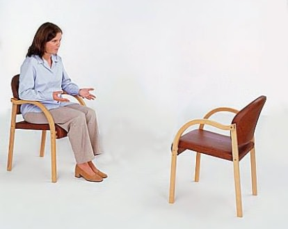 Gestalt Therapy and The Two Chair Technique in Treating Nightmares