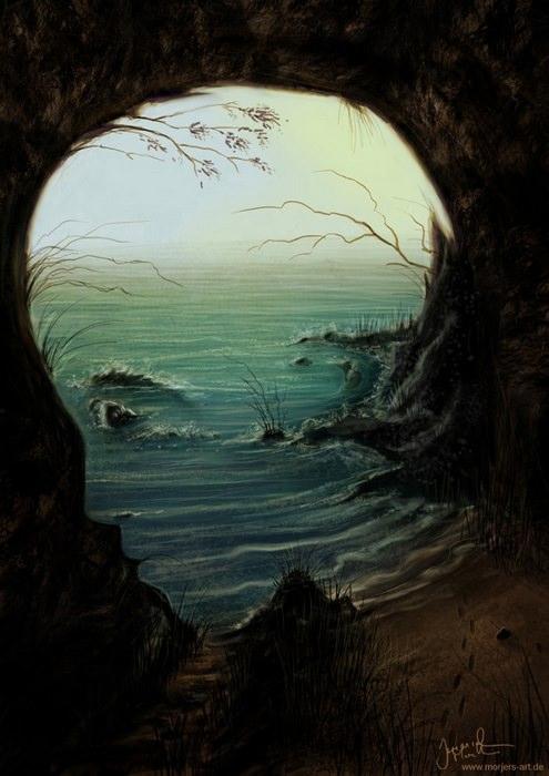 Fantasy Ocean Art