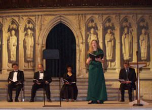 Keith Hearne's Requiem - Performed at Rochester Cathedral