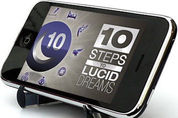 Lucid dream apps