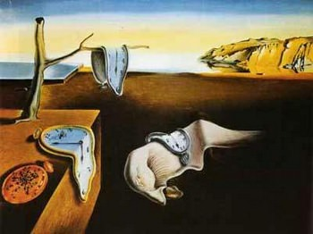 Melting Clocks by Salvador Dali