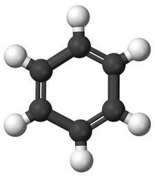 Ouroboros Benzene Molecule