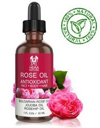 Rose Essential Oil for Lucid Dreams