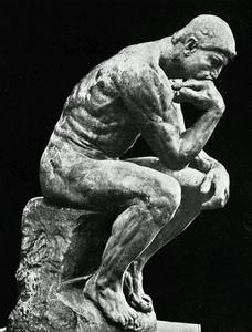 The Thinker: Philosophical Self Awareness