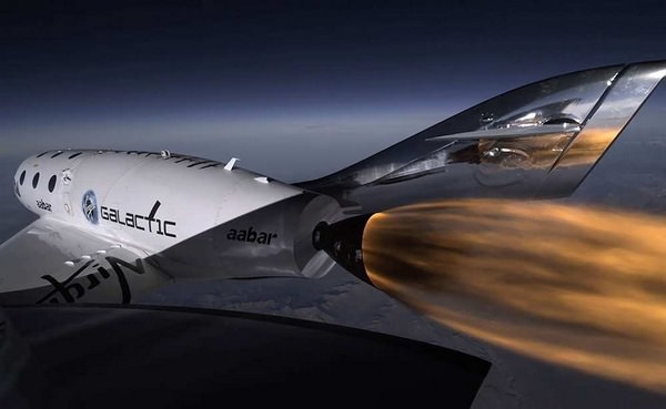 Virgin Galactic Space Flight