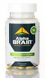 when to take alpha brain for lucid dreaming