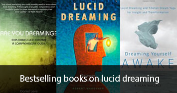 Bestselling Books on Lucid Dreaming