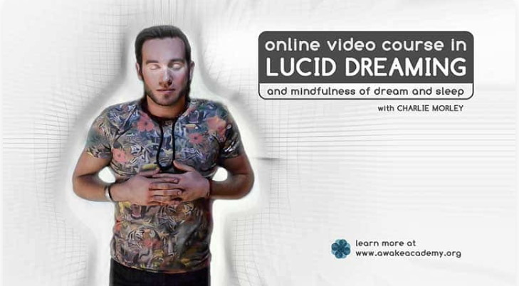 charlie morley lucid dreaming course
