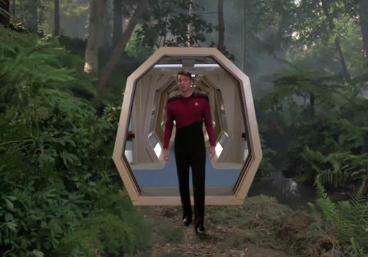 Holodeck - or Lucid Dream?