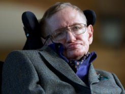 The Power of Steven Hawking's Mind